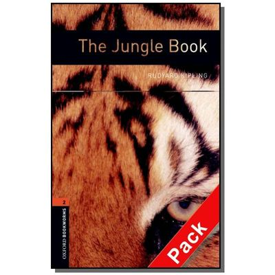The Jungle Book - Oxford Bookworms Library 2 - With CD