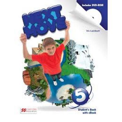Next Move Student's Book With Ebook Pack-5