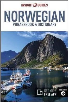 Insight Guides Norwegian Phrasebook & Dictionary