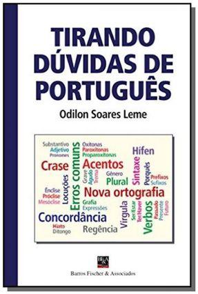Tirando Dúvidas de Português - Leme,Odilon Soares pdf epub