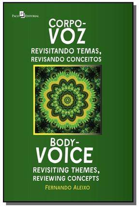 Corpo-Voz - Aleixo,Fernando Manoel pdf epub