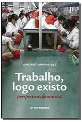 Trabalho, Logo Existo - Perspectiva Feministas - Maruani,Margaret | Nisrs.org
