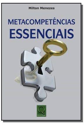 Metacompetências Essenciais - Menezes,Milton | Hoshan.org