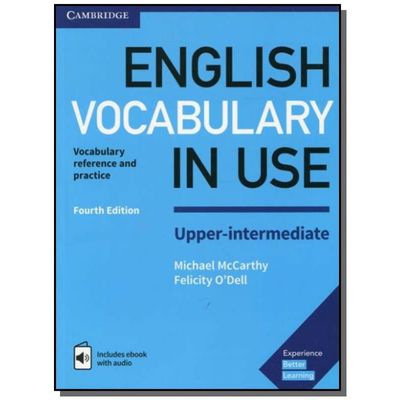 English Vocabulary In Use Upper Intermadiate With Answers Enhanced Ebook - 4Th Ed