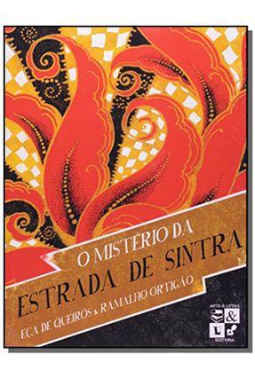 O Mistério da Estrada de Sintra - Ortigao,Ramalho Queirós,Eça De   Hoshan.org