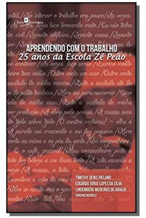 Aprendendo Com O Trabalho - 25 Anos Da Escola Zé Peão - Silva,Eduardo Jorge Lopes Da pdf epub