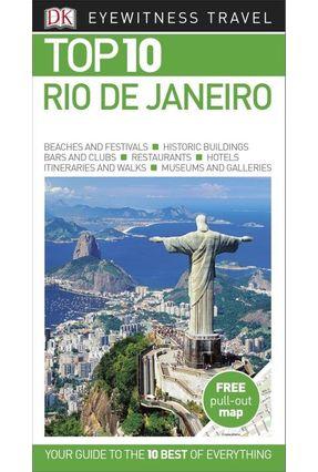Dk Eyewitness Top 10 Travel Guide - Rio de Janeiro - Books,Eyewitness | Hoshan.org
