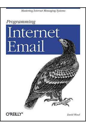 Programming Internet Email - Wood,David (adp) pdf epub