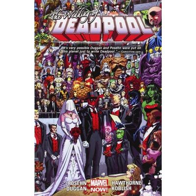 Deadpool Vol.5 - Wedding Of Deadpool