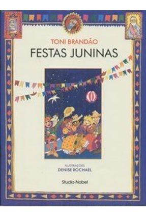Festas Juninas - Brandão, Toni pdf epub