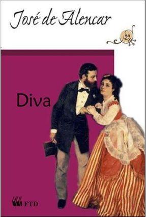 Diva - Col. Grandes Leituras - Alencar,José de   Tagrny.org