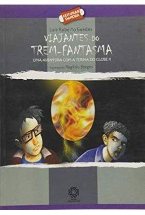 Viajantes do Trem-fantasma - Col. Leituras da Hora - Guedes,Luiz Roberto | Hoshan.org
