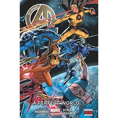 New Avengers Vol.4 - A Perfect World