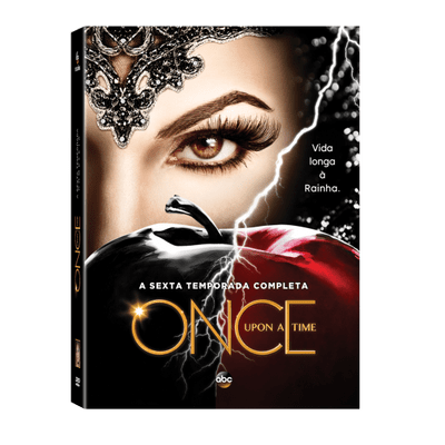 DVD Once Upon A Time - 6ª Temporada - 5 Discos