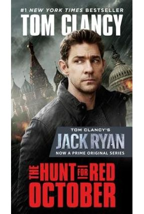 The Hunt For Red October (Movie Tie-In) - Clancy,Tom | Hoshan.org
