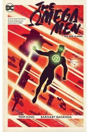 Omega Men: The Complete Series - King,Tom pdf epub