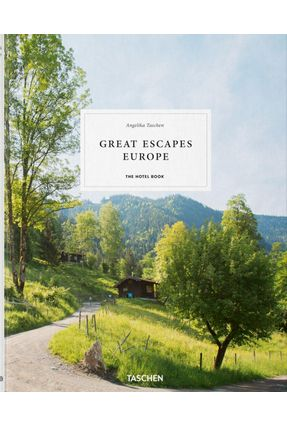 Great Escapes Europe - Taschen,Angelika pdf epub