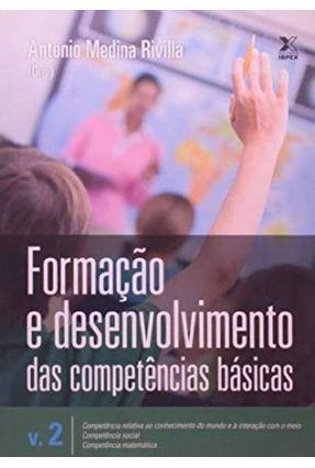 Formação e Desenvolvimento Das Competências Básicas - Vol. 1 - Rivilla,Antonio Medina | Hoshan.org
