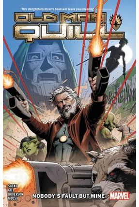 Old Man Quill Vol. 1 - Nobody's Fault But My Own - Sacks,Ethan   Hoshan.org