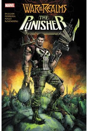 War Of The Realms: The Punisher - Gerry Duggan   Hoshan.org