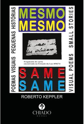MESMO MESMO - Keppler,Roberto   Nisrs.org