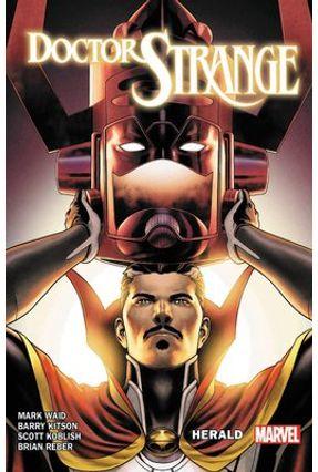 Doctor Strange By Mark Waid Vol. 3 - Herald - Waid,Mark | Hoshan.org