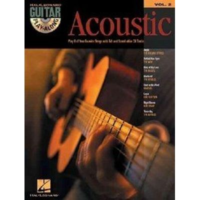 Acoustic Guitar Play-Along