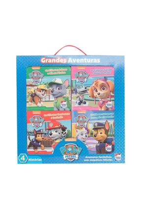 Kit Paw Patrol - Grandes Aventuras - 4 Unidades - Nickelodeon | Tagrny.org