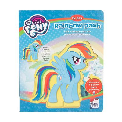 My Little Pony - Eu Sou... Rainbow Dash