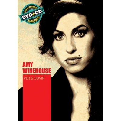 Amy Winehouse - Col. Ver & Ouvir - DVD + CD