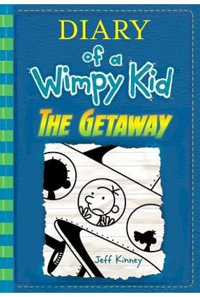 Diary Of A Wimpy Kid 12 - The Getaway - Kinney,Jeff | Hoshan.org