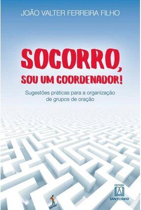 Socorro, Sou Um Coordenador! - Sugestões Práticas Para A Organização De Grupos De Oração - Ferreira Filho,João Valter pdf epub