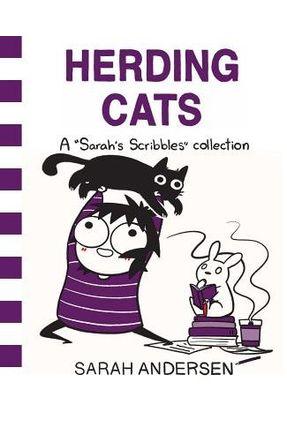 Herding Cats - A Sarah's Scribbles Collection - Andersen,Sarah Andersen,Sarah pdf epub