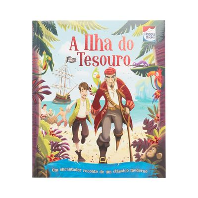 Aventuras Clássicas - A Ilha Do Tesouro