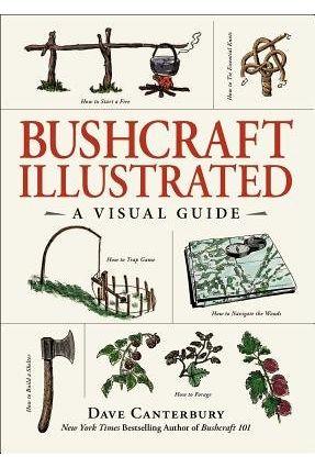 Bushcraft Illustrated - A Visual Guide - Canterbury,Dave | Hoshan.org