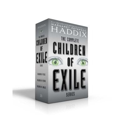 The Complete Children Of Exile Series - Children Of Exile; Children Of Refuge; Children Of Jubilee