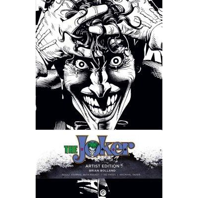 DC Comics: The Joker Hardcover Ruled Journal: Artist Edition - Brian Bolland