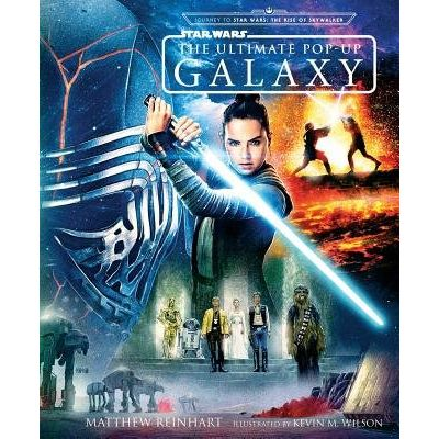 Star Wars: The Ultimate Pop-Up Galaxy