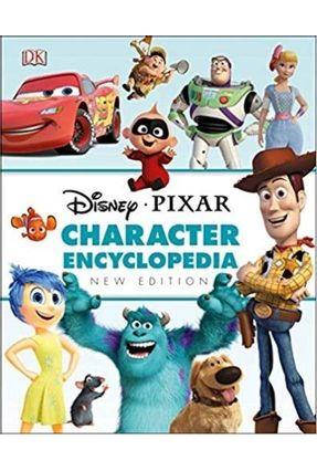 Disney Pixar Character Encyclopedia - Dk pdf epub