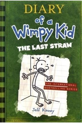 Diary Of A Wimpy Kid 3 - The Last Straw - Kinney,Jeff pdf epub