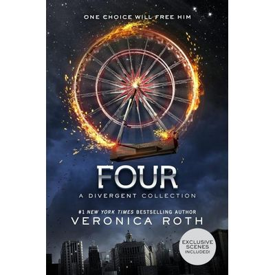 Four - A Divergent Collection - International Edition