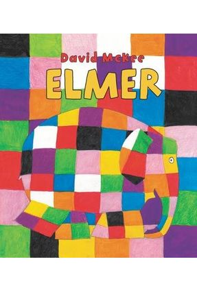 Elmer Padded Board Book - Mckee,David | Nisrs.org
