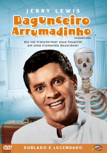 Bagunceiro Arrumadinho - DVD - Saraiva