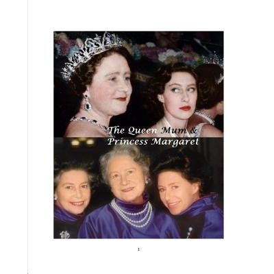 The Queen Mum And Princess Margaret