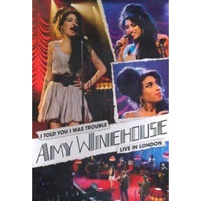 I Told You I Was Trouble - Live In London - DVD