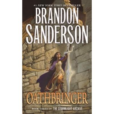 Oathbringer - Book Three Of The Stormlight Archive