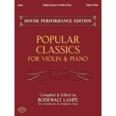 Popular Classics For Violin And Piano