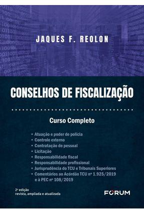 Conselhos De Fiscalização - Reolon,Jaques Fernando   Hoshan.org