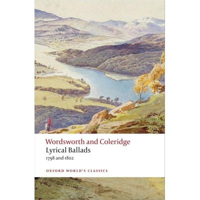 Lyrical Ballads  - Oxford World's Classics