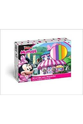 Disney - Diversão Com Massinha - Minnie - Disney-Pixar pdf epub